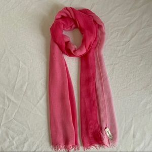 NWOT JESSICA Women's Nice Shades Pink Scarf/Wrap